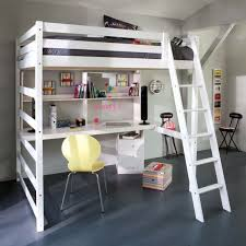but chambre fille lit mezzanine but 1 place lit bureau mezzanine but with