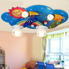 Childrens Lights For Bedrooms Room L Children S Bedroom Ceiling Light Creative