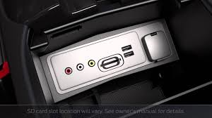 sync 2 navigation understanding the sd card ford how to video