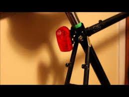 Planet Bike Lights Planet Bike Blinky 7 Review Youtube