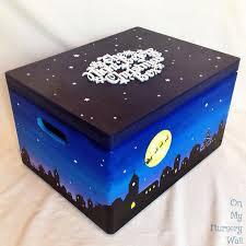 the 25 best wooden christmas eve box ideas on pinterest