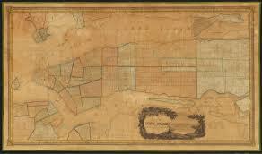 New York Manhattan Map An Impressive Manhattan Map Rare U0026 Antique Maps