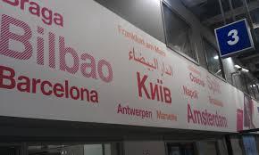 bureau eurolines how one crossed eu border by to a sense of visa