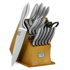 chicago cutlery kitchen knives chicago cutlery forum knife block set 16 cutlery and more