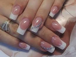 wedding nail designs bridal nail 2060788 weddbook