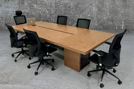 Designer Boardroom Tables Contemporary Boardroom Table Wooden Rectangular Orca