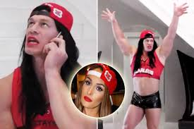 dolph ziggler halloween costume i like john cena november 2016