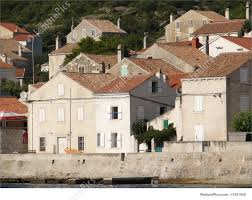 mediterranean houses on island unije stock picture i1531542 at