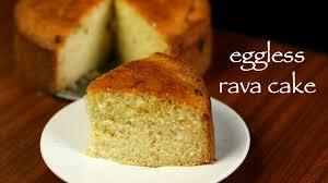 rava cake recipe semolina cake recipe suji cake or sooji cake