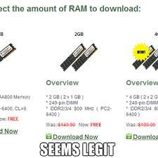 Download More Ram Meme - need more ram download it by blackdota meme center