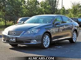 blue lexus es 350 2012 used lexus es 350 4dr sedan at alm newnan ga iid 16736415