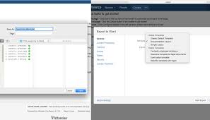 exporting confluence pages to word built in exporter vs scroll