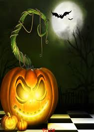 halloween skull pumpkin background compare prices on halloween backgrounds online shopping buy low
