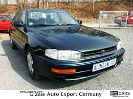toyota camry 1994 model 1994 toyota camry 2 2 gl car photo and specs