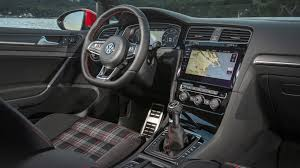 Gti Interior Vw Golf Gti Performance Pack Mk7 Facelift 2017 Review By Car
