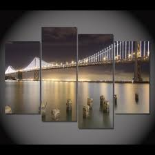 San Francisco Home Decor Entrancing 30 San Francisco Wall Art Decorating Inspiration Of