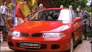 mitsubishi carisma 1998 mitsubishi carisma werbung 1995 youtube