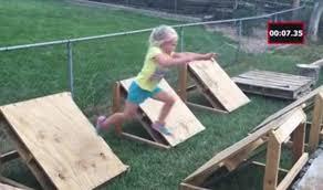 Backyard Ninja Warrior Course Colorado 5 Annihilates Backyard U0027ninja Warrior U0027 Course Ny