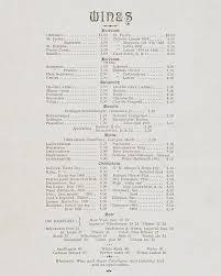 two centuries of restaurant menus reveal new york u0027s evolving