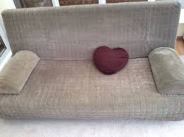 sofa bed with storage box ikea three seat sofa bed beddinge lovas in beige brown with
