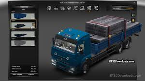 volvo truck configurator trailer mod erator kamaz 65117 tuning pack trucksim org