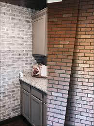 Kitchen Backsplash Lowes by Diy Backsplash Tile From Lowes Grout From Home Depot Alabaster