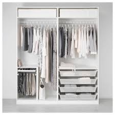Ikea Closet Pax Wardrobe 200x60x236 Cm Ikea