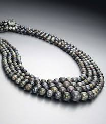 coloured pearls necklace images The most expensive pearls in the world the jewellery editor jpg