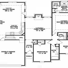 3 bedroom 3 bath house plans two beautiful contemporary house plan amazing architecture magazine