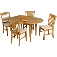 Elegant Dining Table Set With  Chairs Small Round Glass Dining - 4 chair dining table designs