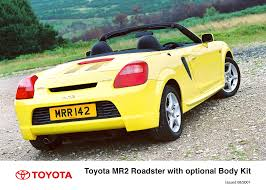 toyota roadster extra body and style for mr2 roadster toyota uk media site