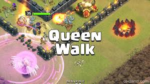 clash of clans archer queen basic guide to queen walk clash of clans land