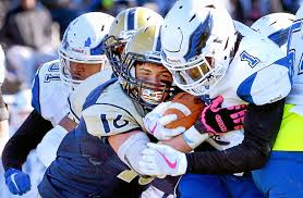 norristown shuts out merion in rivalry s thanksgiving