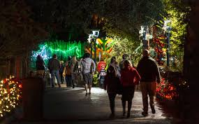 Zoo Lights In Houston by 15 Best Winter Festivals In And Around Los Angeles Kid 101