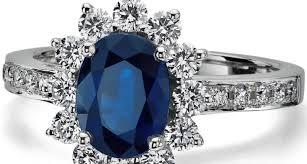 Blue Wedding Rings by Engagement Rings Terrific Rose Gold Emerald Cut Diamond Ring