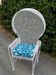 Really Cool Chairs Rare Russell Woodard Patio Chair Outdoor Patio Furniture Cast