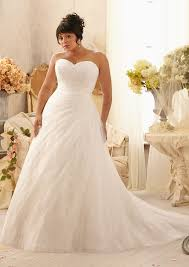 curvy wedding dresses lace plus size wedding dress with style 3156 morilee