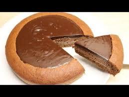 cuisine rapide et facile gâteau crémeux a la mousse au nutella facile cuisinerapide