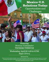 Latin American Flags Mexico U S Relations Today Opportunities And Challenges Home