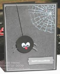 make a halloween card u2013 festival collections