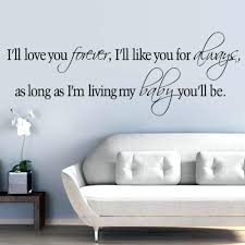 Wall Stickers Home Decor Wall Decor 136 Italian Sayings Wall Decor Family Vinyl Wall