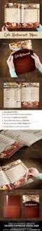 108 best menu images on pinterest menu templates print