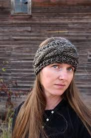 knitted headband pattern cable headband free knitting pattern brome fields
