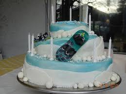 hochzeitstorte nã rnberg snowboard torte cake geburtstag geburtstage und essen