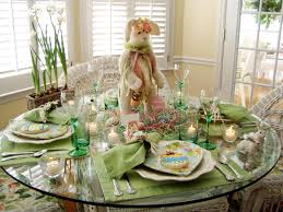Easter Brunch Table Decorations by Beautiful Easter Table Decorations Diy Land
