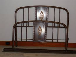 mattress with bed frame wrought iron beds order quality metal bed