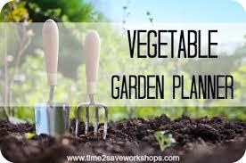 vegetable garden planner kasey trenum