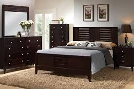 espresso queen bedroom set bedroom bedroom dark espresso bed frame