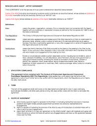 3 sponsorship contract templatereport template free printable