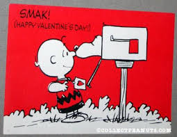 brown valentines peanuts s day cards brown snoopy and brown